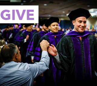 Make a gift to the University of St. Thomas School of Law.