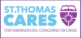 St. Thomas Cares (for emergencies, concerns or crisis). Links to UST Cares website
